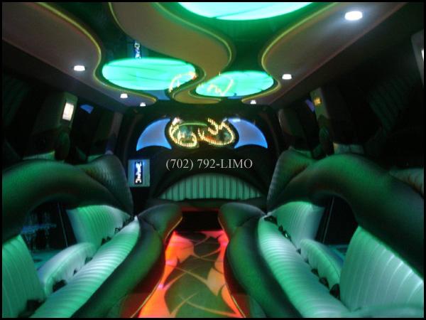 Vegas Limo Truck