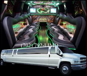 Vegas Hummer Limo